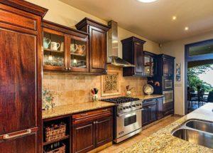 壁付キッチン2